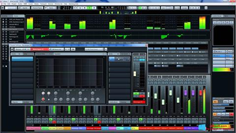 Ekraanipilt Cubase Windows 8